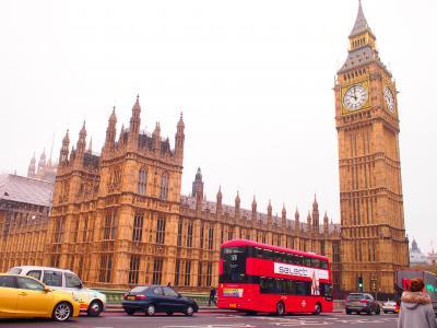 2016秋 Paris&London -7- ロンドン最終日ビックベン・ウエストミンスター寺院とアフタヌーンティー・Fortnum&maisonで紅茶を買う~帰国