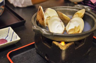 三重県 伊勢湾のうまかしもの その手は桑名の焼きハマグリを食べに行きましょう オッサンネコの家族旅