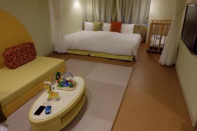 家族3人初めての一泊旅行in那須