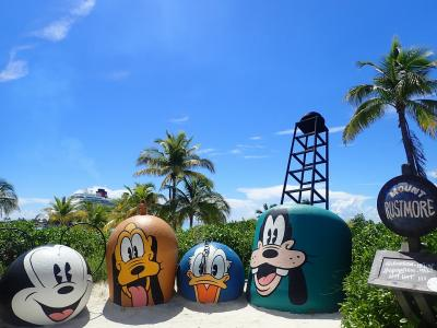 【33】 Buccaneer blast Fireworks Disney Fantasy 西カリブ7日間 HALLOWEEN ON THE HIGH SEAS