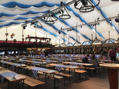オランダ・ドイツへ10日間の旅【5】北ドイツのオクトーバーフェスト・フライマルクト