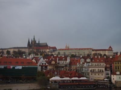 プラハ1泊4日で街ブラ♪
