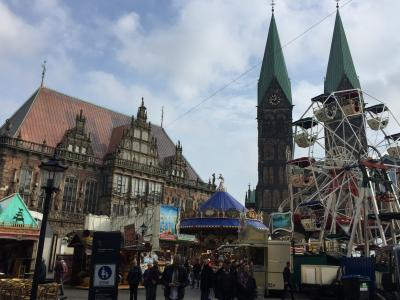 オランダ・ドイツへ10日間の旅【6】ブレーメン市内観光