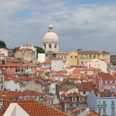 2016 ポルトガルの旅(2)7つの丘の街《リスボン》