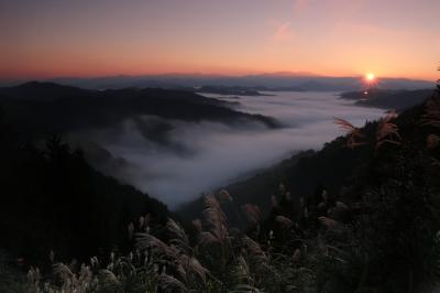 旅するイルカ♪ 奈良県 野迫川 雲海撮影へ Part3