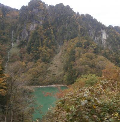2016年紅葉ドライブ ③ 黒部渓谷鉄道
