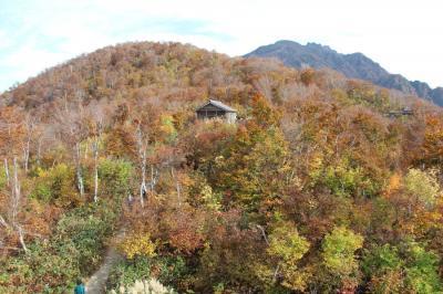 バスツアーで八海山と苗場ドラゴンドラへ(1日目)