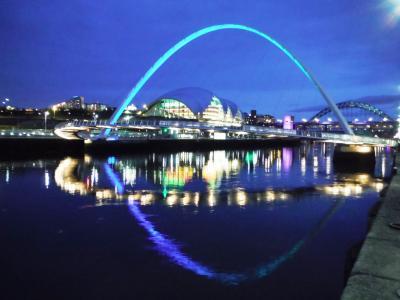 ニューカッスル・アポン・タイン_Newcastle upon Tyne 歴史とモダンの融合!英北部最大の都市