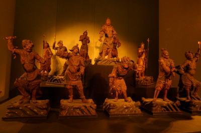 本館仏像展示室-2016年秋