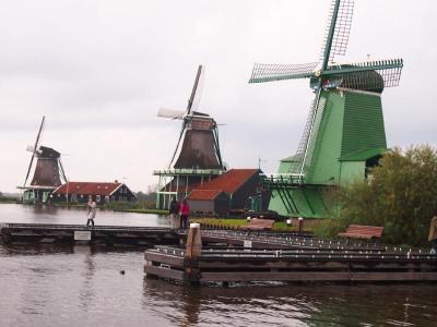 オランダ・ベルギー レンタカーの旅 10 ザーンセスカンスと最終日