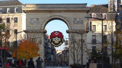 リヨン駅[Paris Gare de Lyon ]を経てデイジョン Dijonへ[1]・・・・・深まりゆく秋のフランスを旅して
