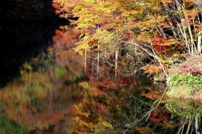 ◆山紅水明・麗しき福島の深き秋
