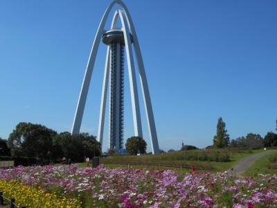 セットで楽しい138タワーパークとフラワーパーク江南
