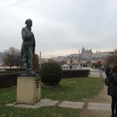 チェコ・プラハで大作曲家に触れる&ANA修行