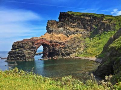 旅の女神の掌の上で/天国と地獄@火山の島【西ノ島ひとり旅-3 サイクリング〈やっちまった〉編】