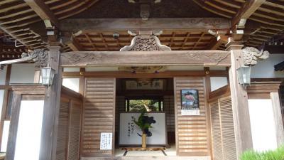 気儘な一人旅(78) 福崎町 應聖寺庭園。