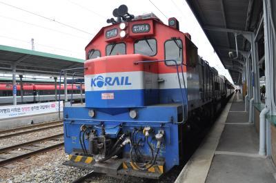 2016年11月エアソウルで行く韓国鉄道旅行3(慶北線・嶺東線)