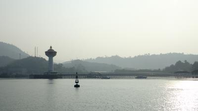 プーケットからシミラン&ミャンマー・ダイビングクルーズへ(ついにミャンマー海域に・・・編)