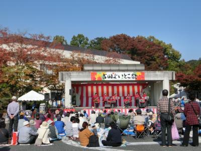 吉田よいとこ祭り 寄居秋祭り