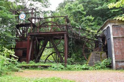 幾春別の炭鉱遺産と三笠ジオパークを訪ねて(北海道三笠市)