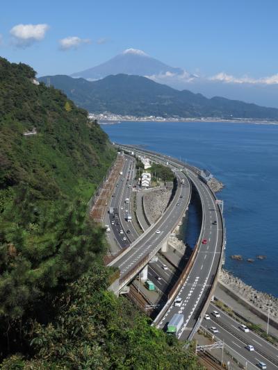富士山麓周遊・・三保松原と薩た峠、ゆい桜えび館をめぐります。