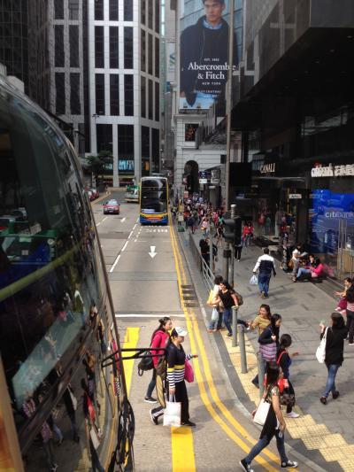 16年4月~古き良き時代を求めて香港へ▼2 香港島上環・西環編