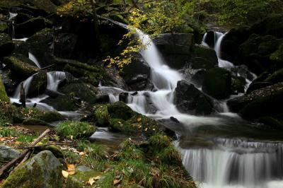 ◆ちょい早すぎた、みちのく最南端の紅葉・滝川渓谷,Part1