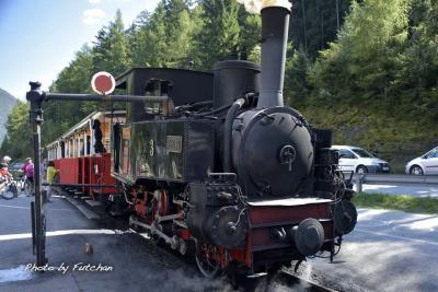 スイス・オーストリア撮鉄旅行 その5