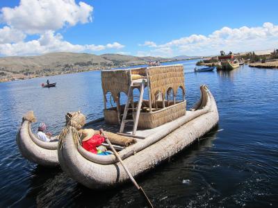 ペルー旅行(最終日・チチカカ湖編)