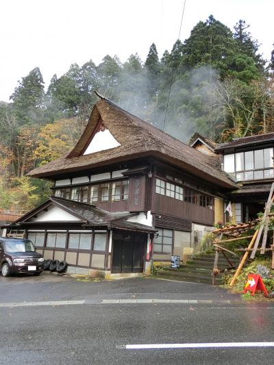 米沢旅行その2 白布温泉に泊まる