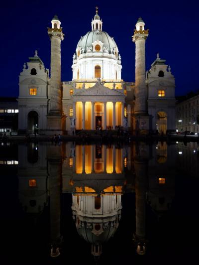 ウィーン・ブダペスト【街歩き♪カフェ巡り♪(5)】「華麗なるハプスブルク家の帝都を巡る旅」