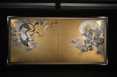 ちょっと京都へ*建仁寺と古本まつり*
