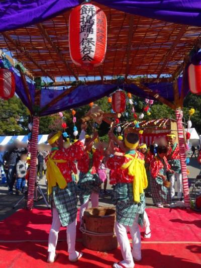 第14回西区ふれあいまつり2016(さいたま市)~無形文化財の踊りやグルメ、イベントブースなど~