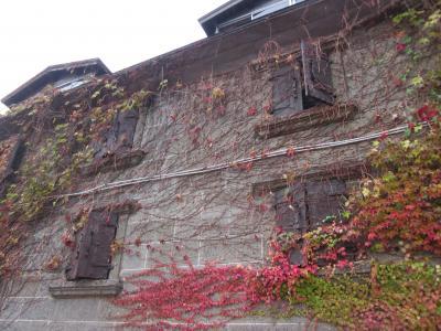 16 晩秋の北海道 小樽・昔ながらのレトロな市場巡り ぶらぶら歩き暇つぶしの旅-1