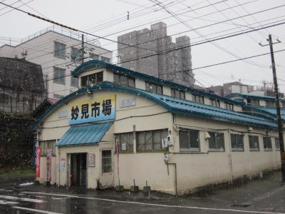 16 晩秋の北海道 小樽・昔ながらのレトロな市場巡り ぶらぶら歩き暇つぶしの旅-3