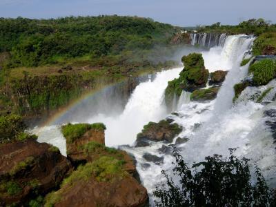 2016 イグアスの滝 想像以上でした 地球すごい