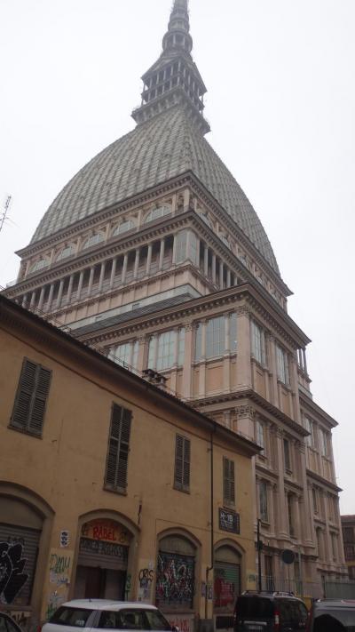 北イタリアの珠玉の街々(09) トリノの街歩き・・・モーレ・アントネリアーナの見学。