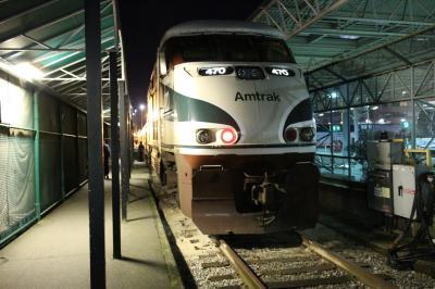 バンクーバーから列車で日帰りシアトル