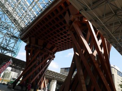 初めての金沢 其の一 兼六園と金沢城周辺の歴史的建造物