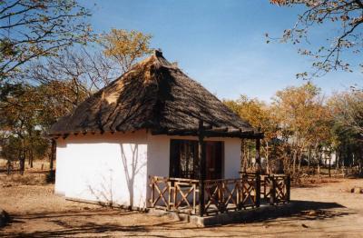 レインボーロッジ49号室@ビクトリア滝/ザンビア
