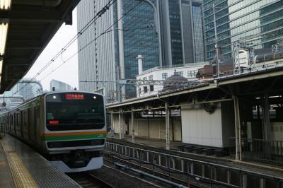 【日帰り】在来線で板谷へ行く。飯坂温泉にも行く。