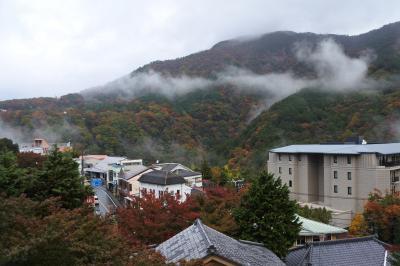 箱根の紅葉がいい感じ(11月15日)