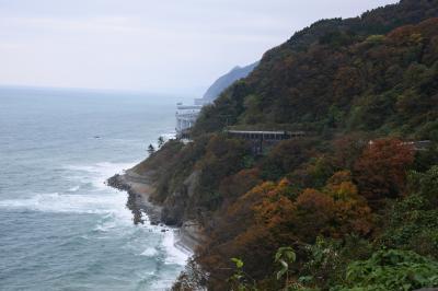 北陸のめぐみを求めて 【その5】日本海、秋のなごり (親不知から糸魚川へ)