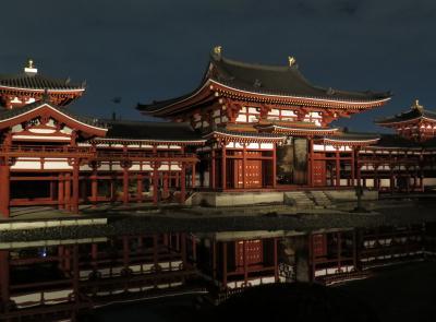 母娘でのんびり秋の京都旅行(1)醍醐寺・三室戸寺と平等院のライトアップ