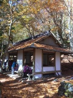 登山への3歩目・・・奈良 観音峰
