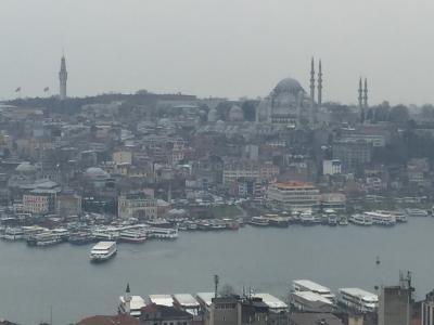 【世界一周】9-1.欧州最初はトルコ ①飛んでイスタンブール