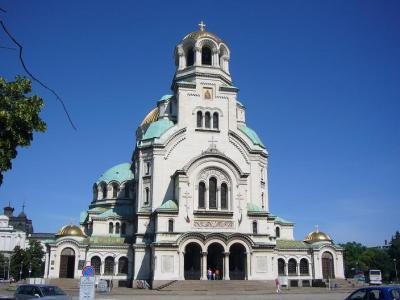 ルーマニア・ブルガリア10日間の旅(9) ソフィア
