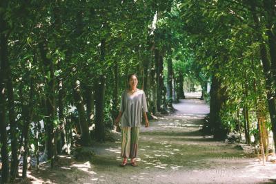 フクギ並木の隠れ家に泊まる沖縄本島 その2