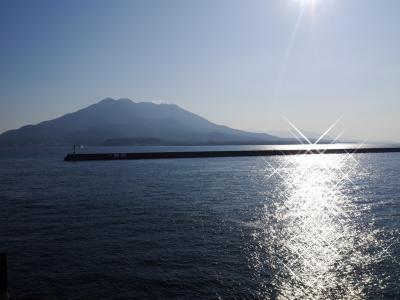 2月の受験ツアー パート1 鹿児島編 3 桜島