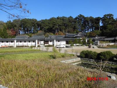 秋の韓国の旅 その2 江陵